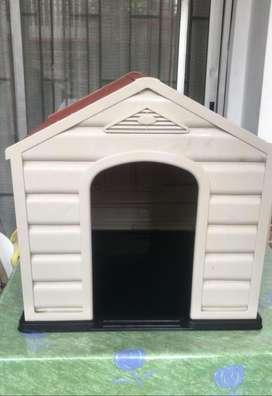 vendo casita d perro  nueva