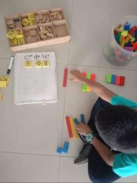 Ayudas escolares para preescolar y primaria