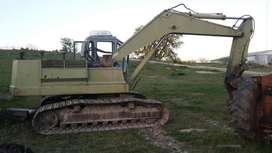 Excavadora Hydromac H95