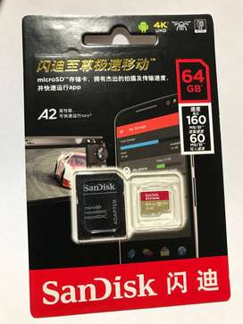 Memoria microSD SanDisk Extreme