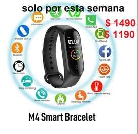 Smartwatch Bracelet M4