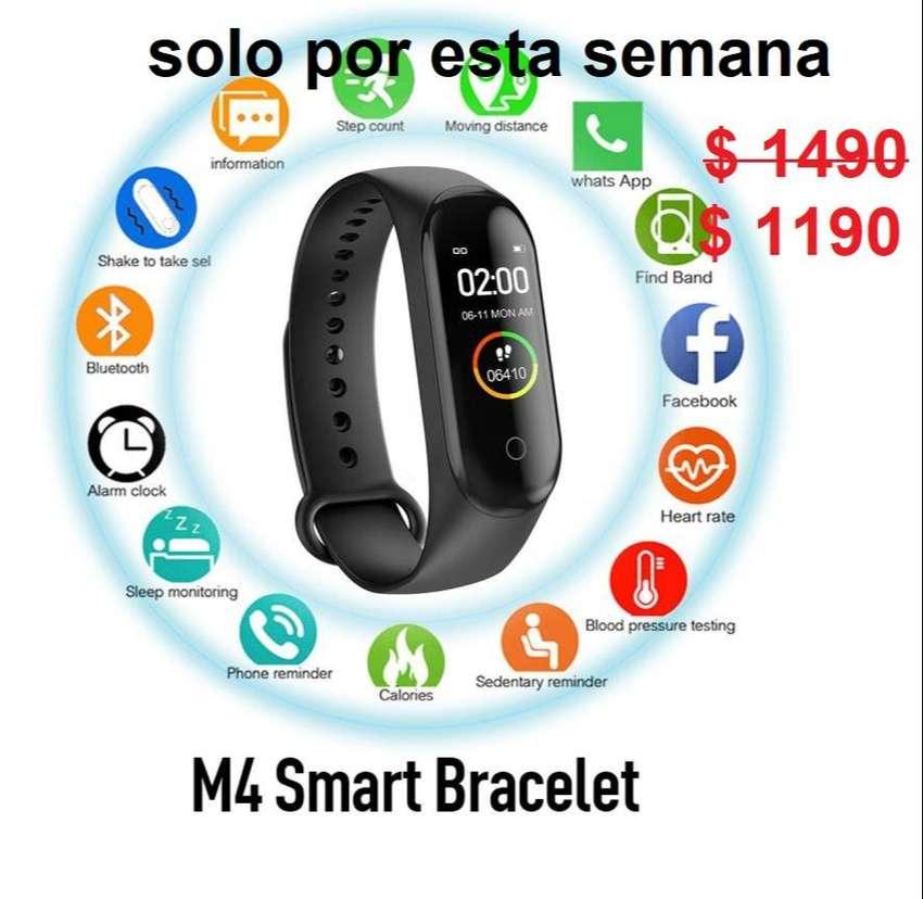 Smartwatch Bracelet M4 0