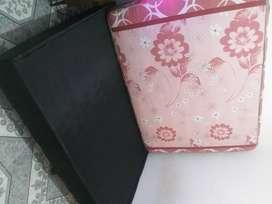 Base cama con colchon ortopedico