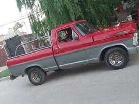 Vendo Ford F100 modelo 74