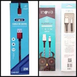 Cable Usb V8 Inova, 2Metros