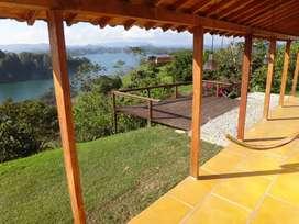 Habitacion en Arriendo en Finca El Oasis Guatape
