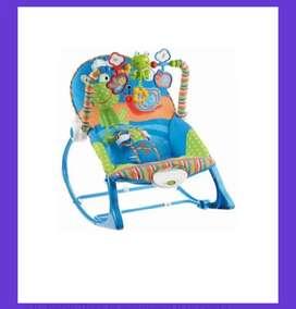 Mecedora vibradora silla