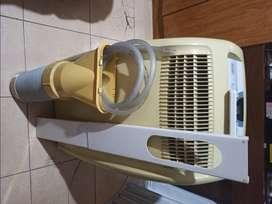 Vendo o Permuto Aire Acondicionado Frio Calor, deshumidificador con Control Remoto. 3000F