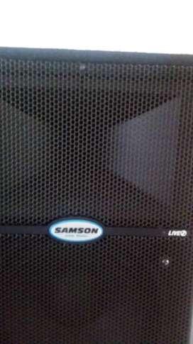 CABINAS ACTIVAS SAMSON