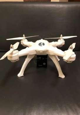 Dron iswag cuadroptero