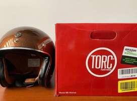 Casco Open Face 10/10 marca TORC