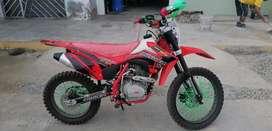 Moto Bosuer 250 cc