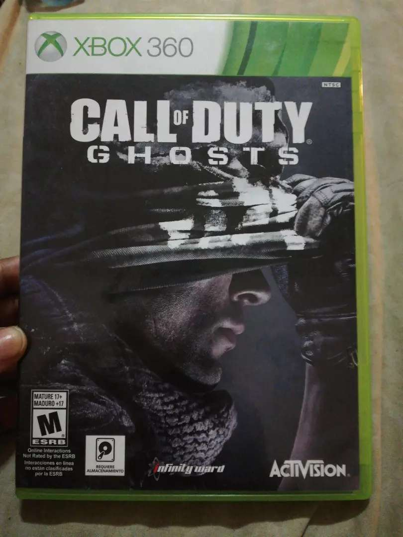 Xbox 360, Call of Duty GHOSTS 0