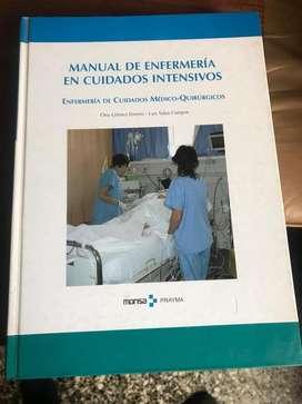 Manual de Enfermeria en Cuidados Int