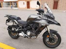 BENELLI TRK 502 ABS 2020 7500KM