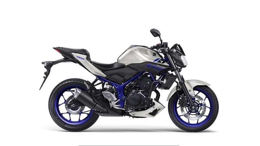Yamaha Mt 03 0km Financio mínimos requisitos 0