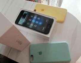 Iphone 6 con huella, caja y factura. todo legal