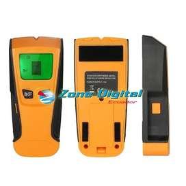 Detector De Metales, Madera, Cable 3 En 1 Para Pared