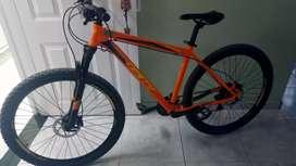 Bicicleta Toterreno GW