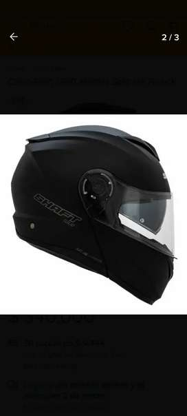 Casco Shaft 3690 Abatible Solid Nm