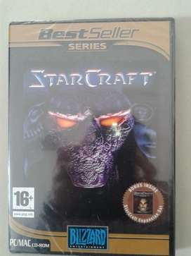 Starcraft Expansion set nuevo, sellado