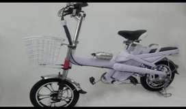 Bicicleta Eléctrica Dos Puestos