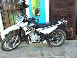 Moto Wanxin motor 200
