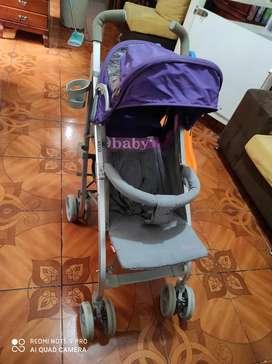 Coche de bebe marca Baby