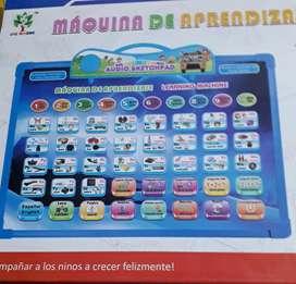 Tablet didactica para niños