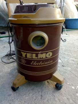 Aspiradora Yelmo Antigua