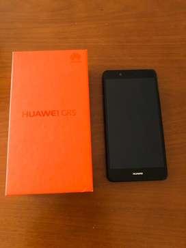 Vendo Huawei GR5 bastante bien cuidado con cargador, audifonos y tres forros incluidos