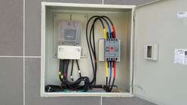 Montajes electricos residencial y industrial