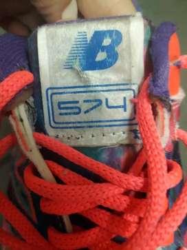 Zapatillas de mujer NB 574