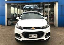 Camioneta Chevrolet Tracker LS 2020 Servicio Especial