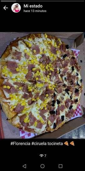Pizza deliciosas