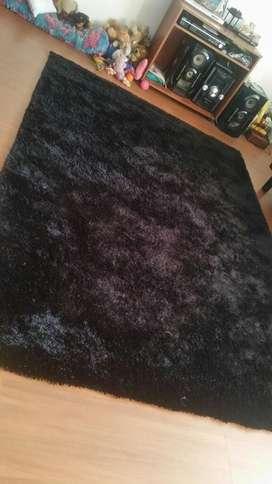 Alfromba Negra fibra corta medidas 230 X160