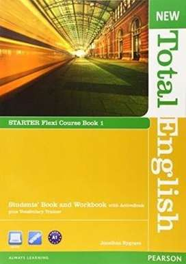 New Total English Starter - Flexi Pack 1 - Pearson