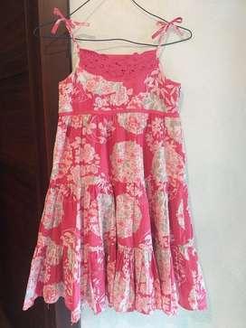 Vestido de Niña(8-9)