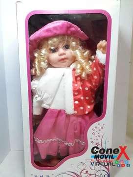 Muñeca lupe que habla