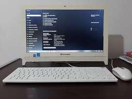 Lenovo C260 All In One, Perfecto Estado