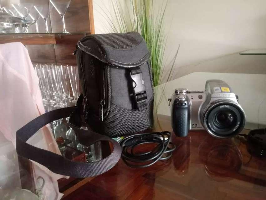 Camara Fotografica Sony 7.2 Pixeles 0
