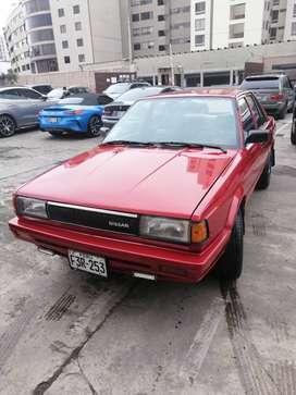Nissan Sentra 1993 MexDual GLP Único Dueño Revisión técnica Soat para un año Certificado de Gravamen Perfecto Estado.