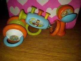 Instrumentos musicales bebes