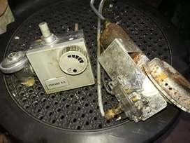 termostato para termotanque
