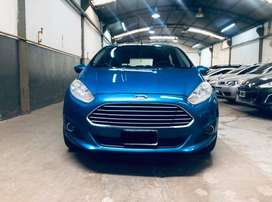 FORD FIESTA KD 2014 GNC 5TA IMPECABLE