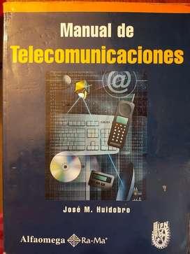 Manual de telecomunicaciones original