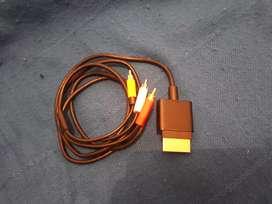 Vendo cable av original de xbox 360