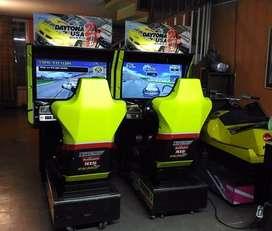 Simulador de Carros Daytona USA 2