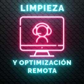 Limpieza y Optimización Remota