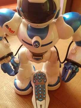 Robot a control